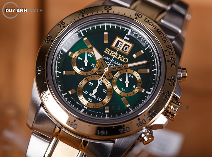 [Review - Đánh Giá] Seiko Lord SPC230P1 – Chúa tể Chronograph